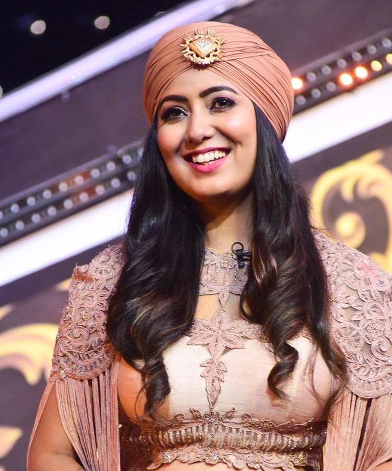The soulful and versatile voice of Harshdeep Kaur has earned her the epithet of Sufi ki Sultana (Queen of Sufi). Photo courtesy: Facebook page of Harshdeep Kaur