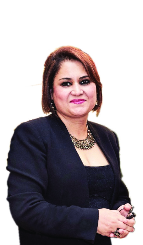 Nomita Dhar, Managing Director of Sun Media