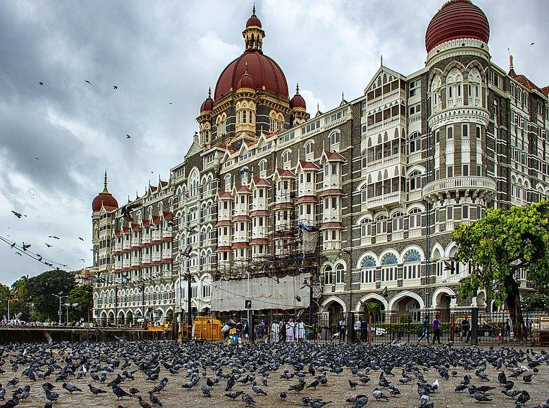 Tata Group's Indian Hotels Company (IHCL) runs hospitality brands including Taj, Vivanta and Ginger. Photo courtesy: Wikmedia