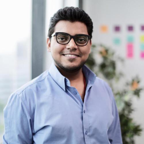 Kuldeep Singh Rajput, CEO of Biofourmis. Photo courtesy: Linkedin profile of Kuldeep Singh Rajput