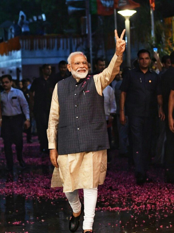 The result, in terms of voter percentage and seats, is a massive show of support and confidence for Prime Minister Narendra Modi's BJP-led allianc