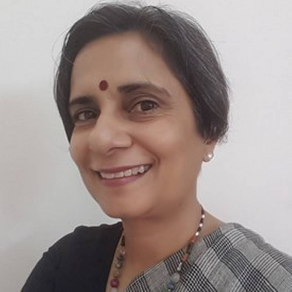 Dr Gagandeep Kang has become the first Indian woman to be inducted as a Fellow of the Royal Society (FRS) in London. Photo courtesy: Twitter@/PrinSciAdvGoI
