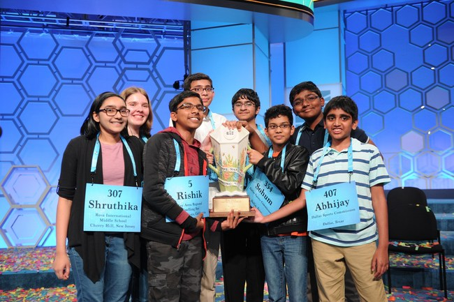 Mark Bowen / Scripps National Spelling Bee