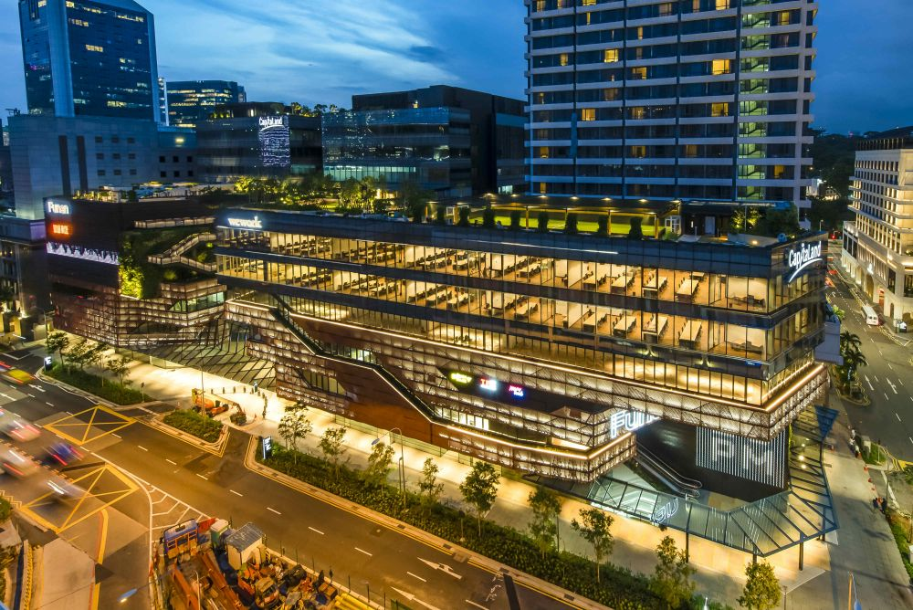 Funan will open its door to the Singaporean people with more than 180 brands clustered round six passion themes – Tech, Craft, Play, Fit, Chic and Taste. Photo courtesy: CapitaLand