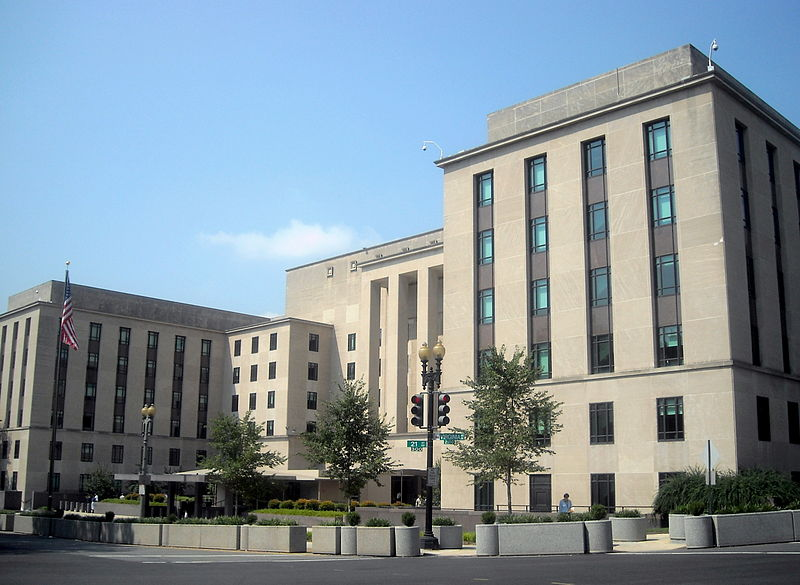 Headquarters of US State Department. Photo courtesy: Wiki