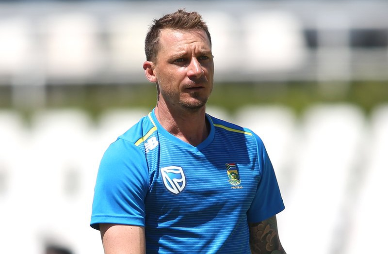 Dale Steyn's injury has come as a hammer blow to South Africa's hopes. Photo courtesy: Twitter/@OficialCSA