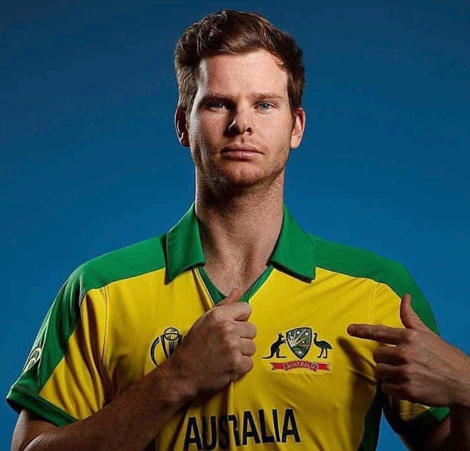 Steve Smith's innings was not enough to see Australia to a third victory in the tournament. Photo courtesy: Facebook/Steve Smith
