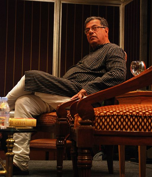 Girish Karnad rose to prominence with his playwriting in Kannada, many plays of which have been translated into English as well as other Indian languages. Photo courtesy: Wikimedia
