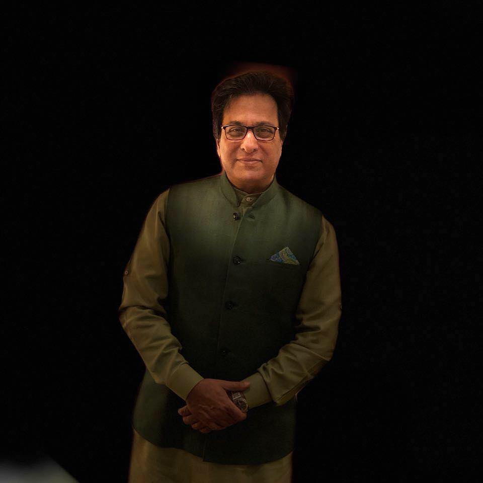 Talat Aziz has had an illustrious career spanning more than four decades, having trained under Pakistani ghazal singer Mehdi Hasan. Photo courtesy: Facebook page of Talat Aziz