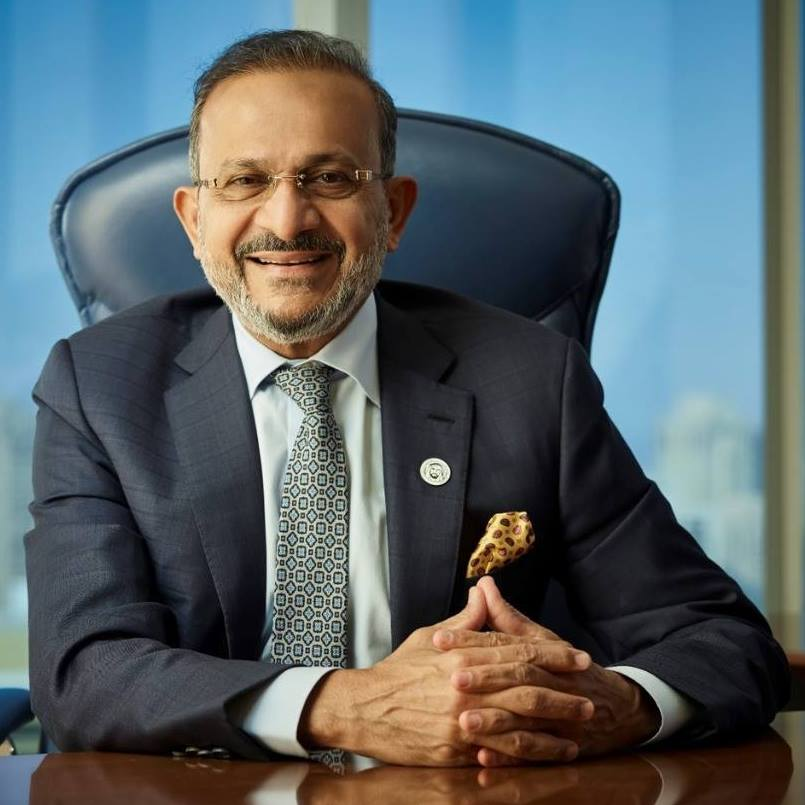 Jewellery tycoon Firoz Merchant has been granted permanent residency in the United Arab Emirates (UAE). Photo courtesy: Facebook page of Firoz Merchant