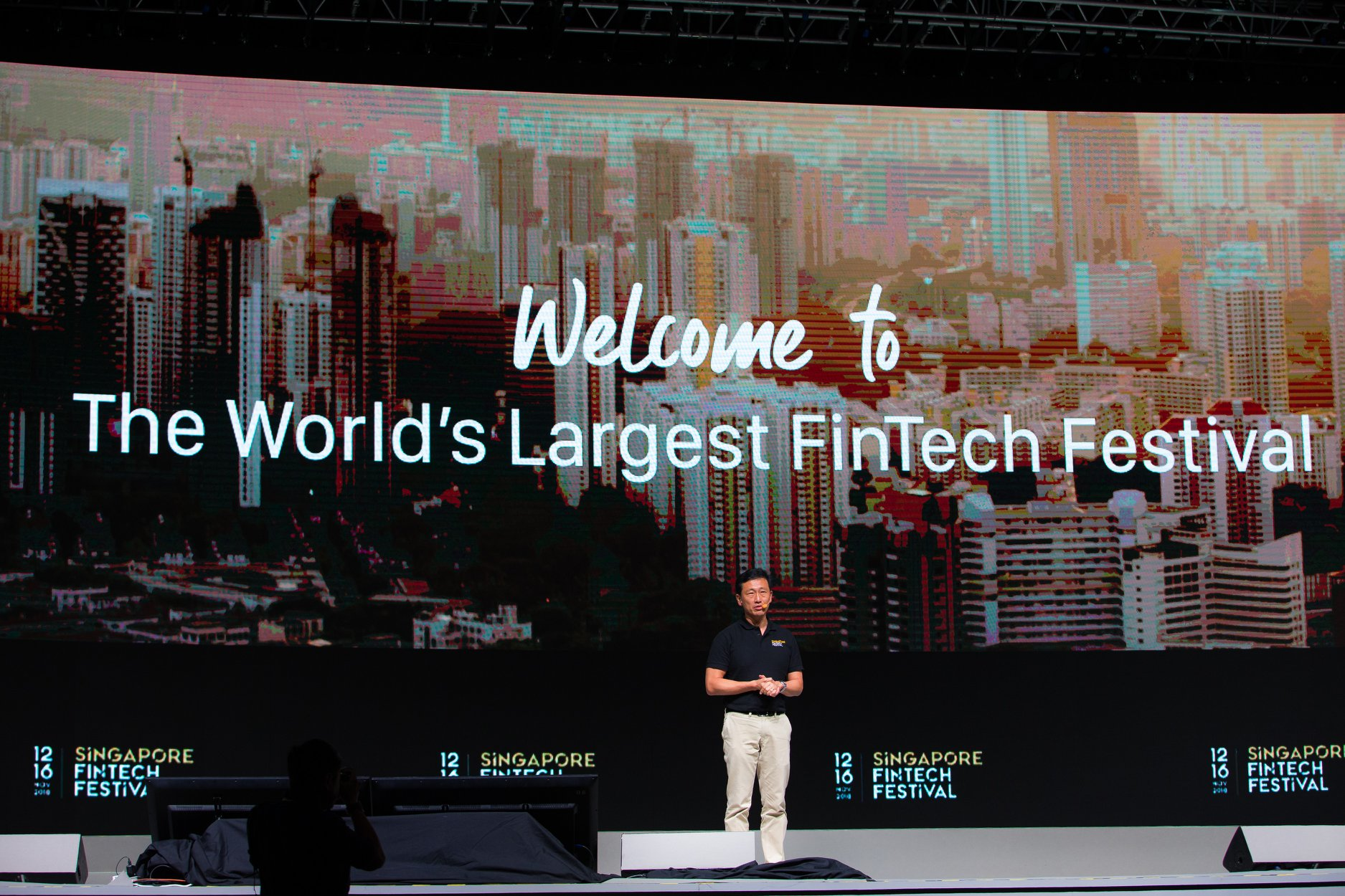 This year, the Singapore FinTech Festival (SFF) will be joining hands with the Singapore Week of Innovation and TeCHnology (SWITCH). Photo courtesy: SG FinTech Festival