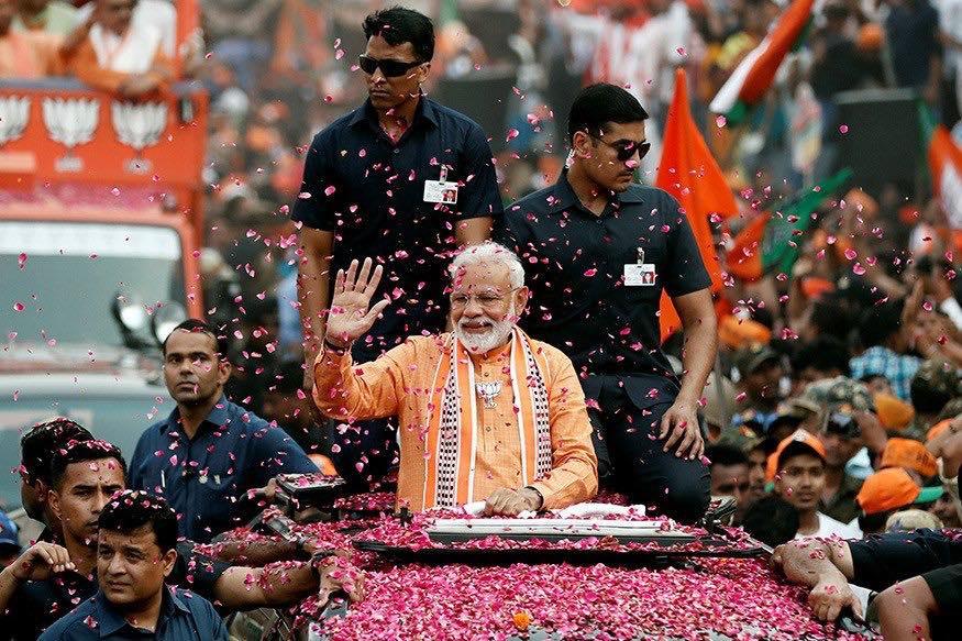Photo courtesy: Facebook/Bharatiya Janata Party (BJP)