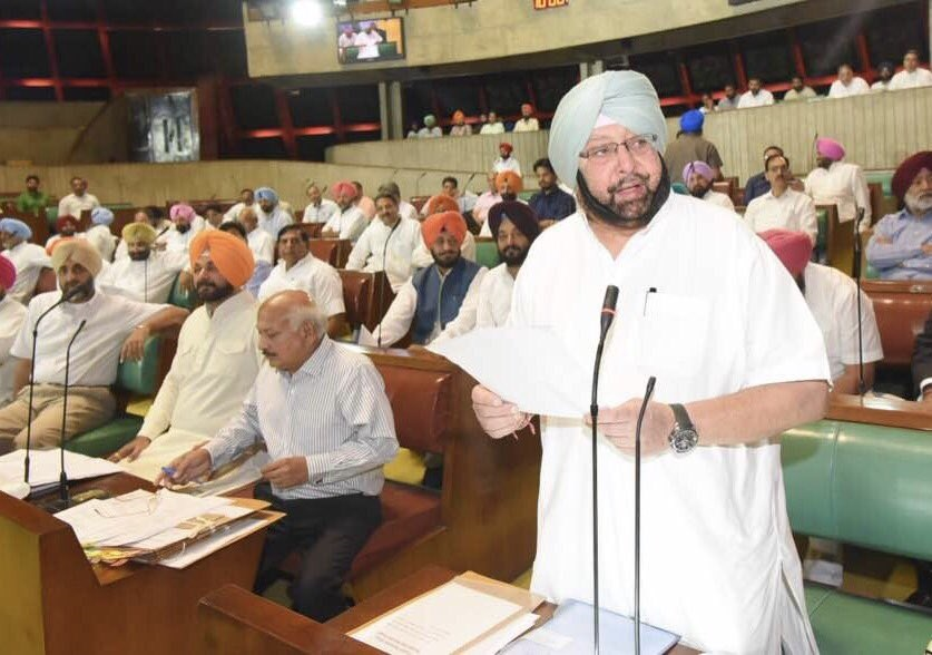 Tackling visa fraud was one of Punjab Chief Minister Captain Amarinder Singh's poll planks. Photo courtesy:
