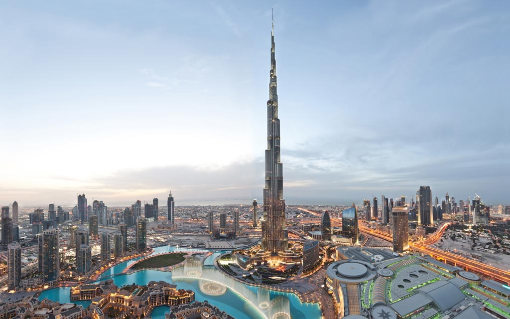 UAE's Federal Authority of Identity and Citizenship has announced that people travelling to the country need not pay visa fees for dependents aged 18 years or below. Photo courtesy: burjkhalifa.ae