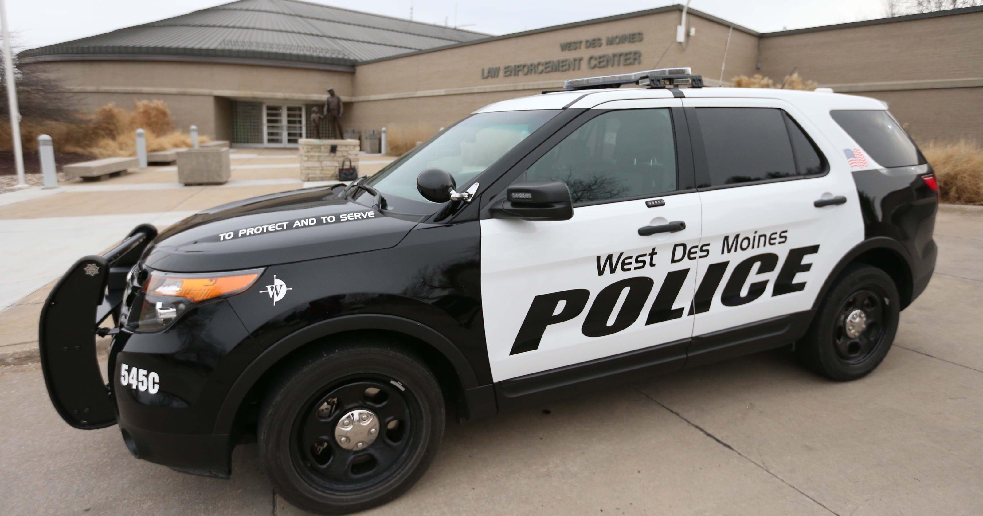 Photo courtesy: West Des Moines police department website