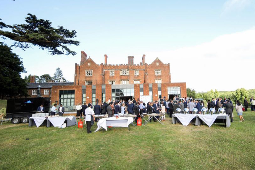 This event is held in the heart of Buckinghamshire and includes the popular Global Investors' Conclave