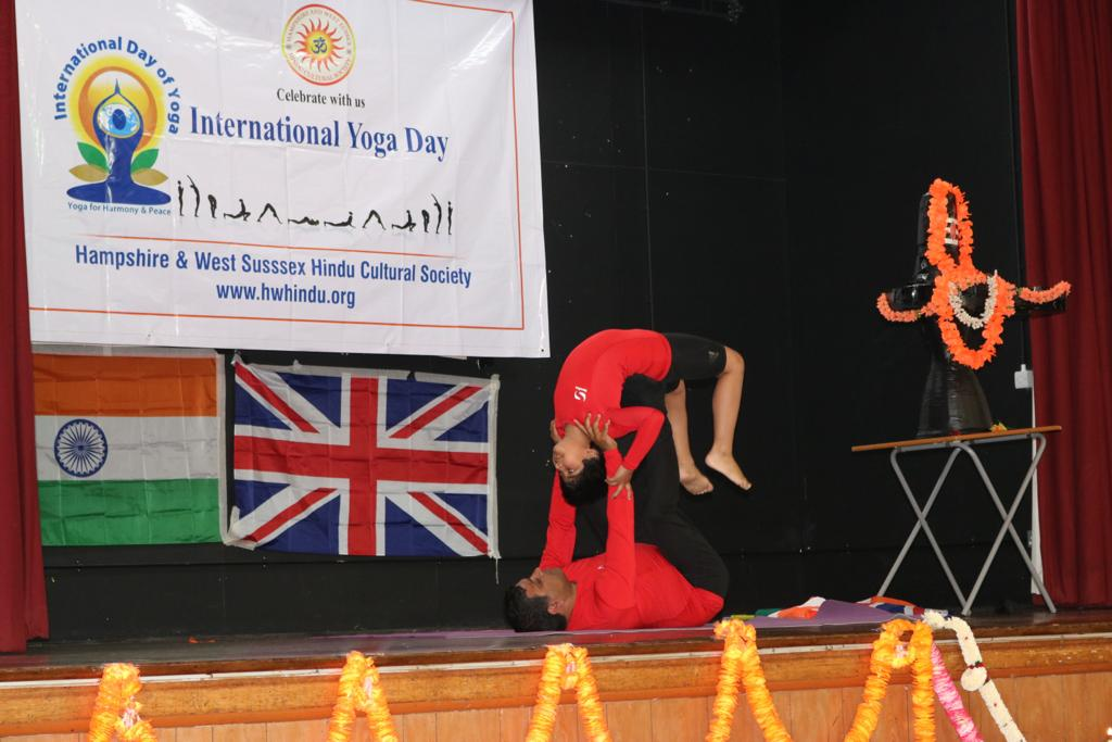 Some of their innovations include Vedic yoga with choreography to music, Hatha yoga postures with acroyoga and artistic yoga.