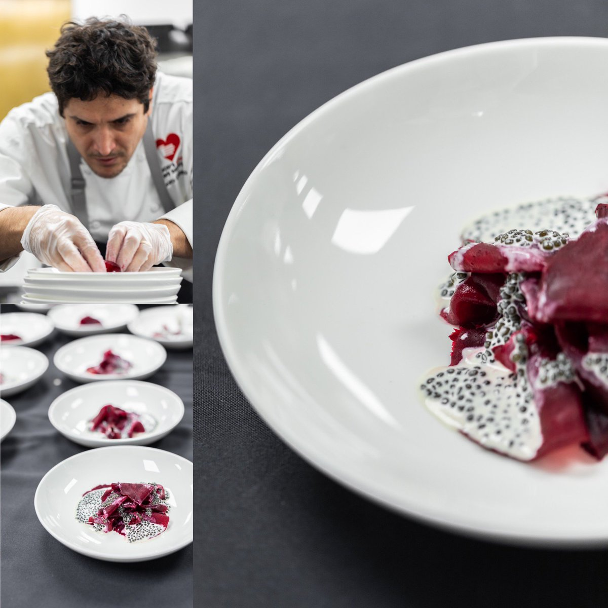 Chef Mauro Colagreco of Mirazur restaurant. Photo courtesy: Twitter/@maurocolagreco