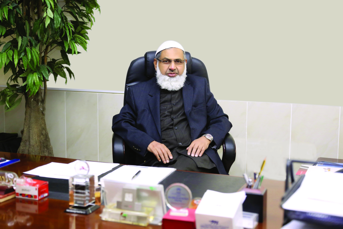 Dr PA Ibrahim Haji, co-chairman of jewellery company Malabar Group and chairman of PACE Group. Photo courtesy: Wikipedia