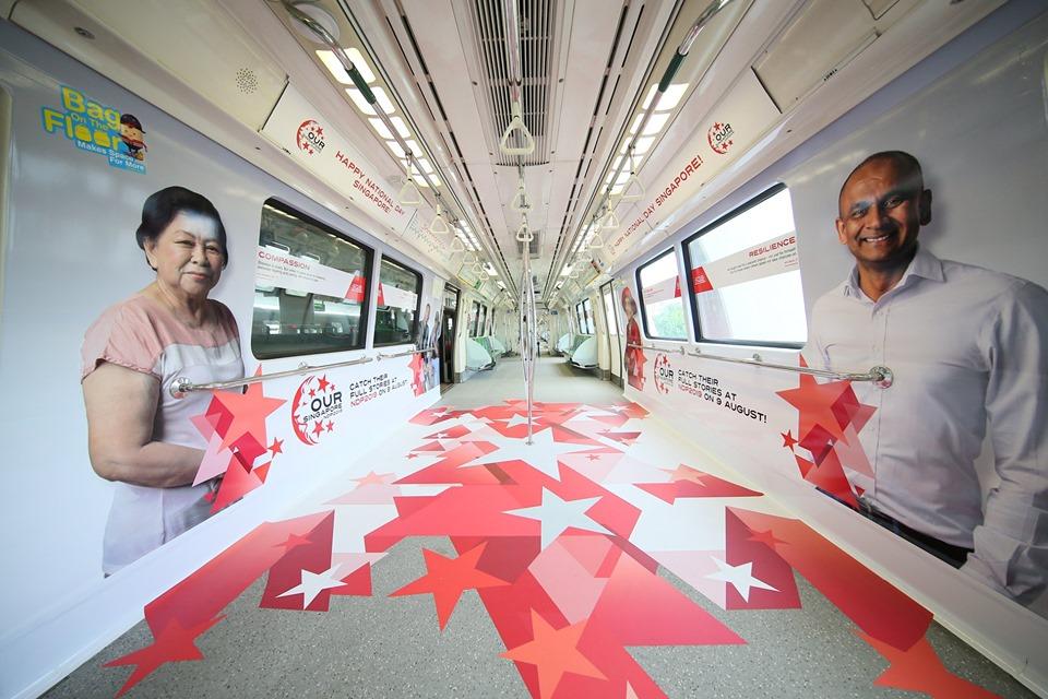 Photo courtesy: Facebook/Land Transport Authority – We Keep Your World Moving
