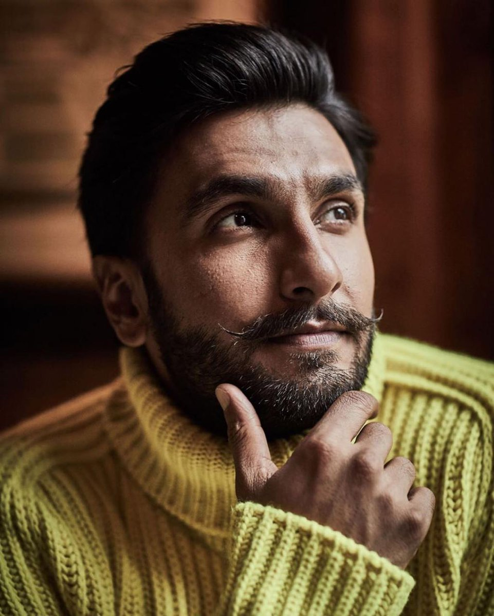 Photo courtesy: Twitter/@RanveerOfficial