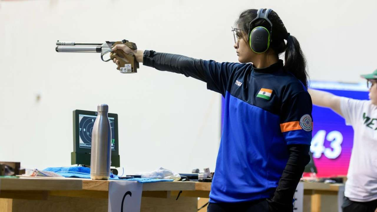 Indian shooters accounted for 16 of their 66 medals, including seven golds, at last year's Gold Coast Games where they finished third in the medals table.