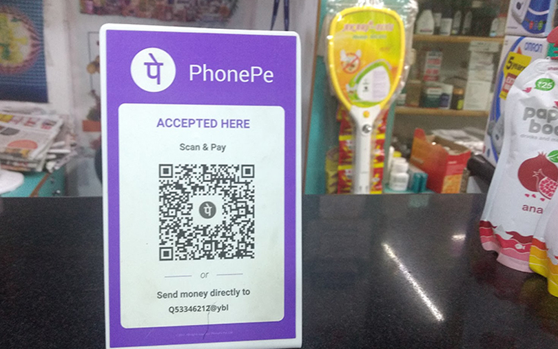 PhonePe is the first payments app to be built on United Payments Interface (UPI) Photo courtesy: VCCircle