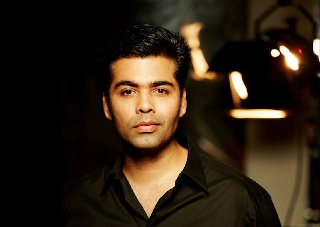 Bollywood filmmaker and producer, Karan Johar. Photo courtesy: Facebook/Karan Johar