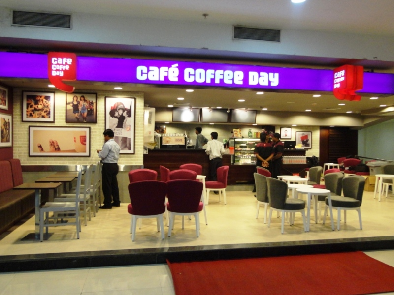 VG Siddhartha was the founder of Indian coffee chain Cafe Coffee Day. Photo courtesy: Wikimedia