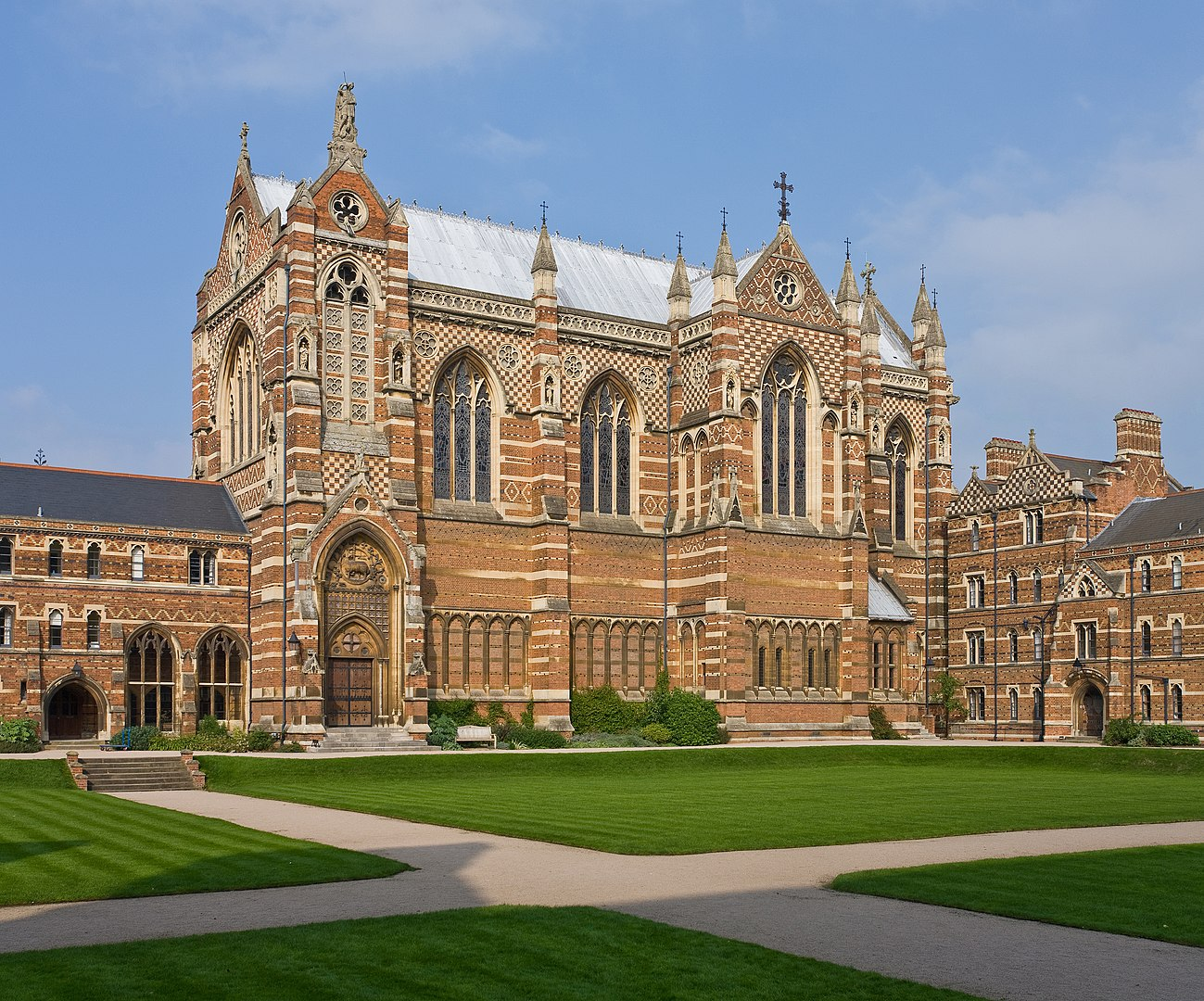 Oxford University, London. Photo courtesy: Wikimedia