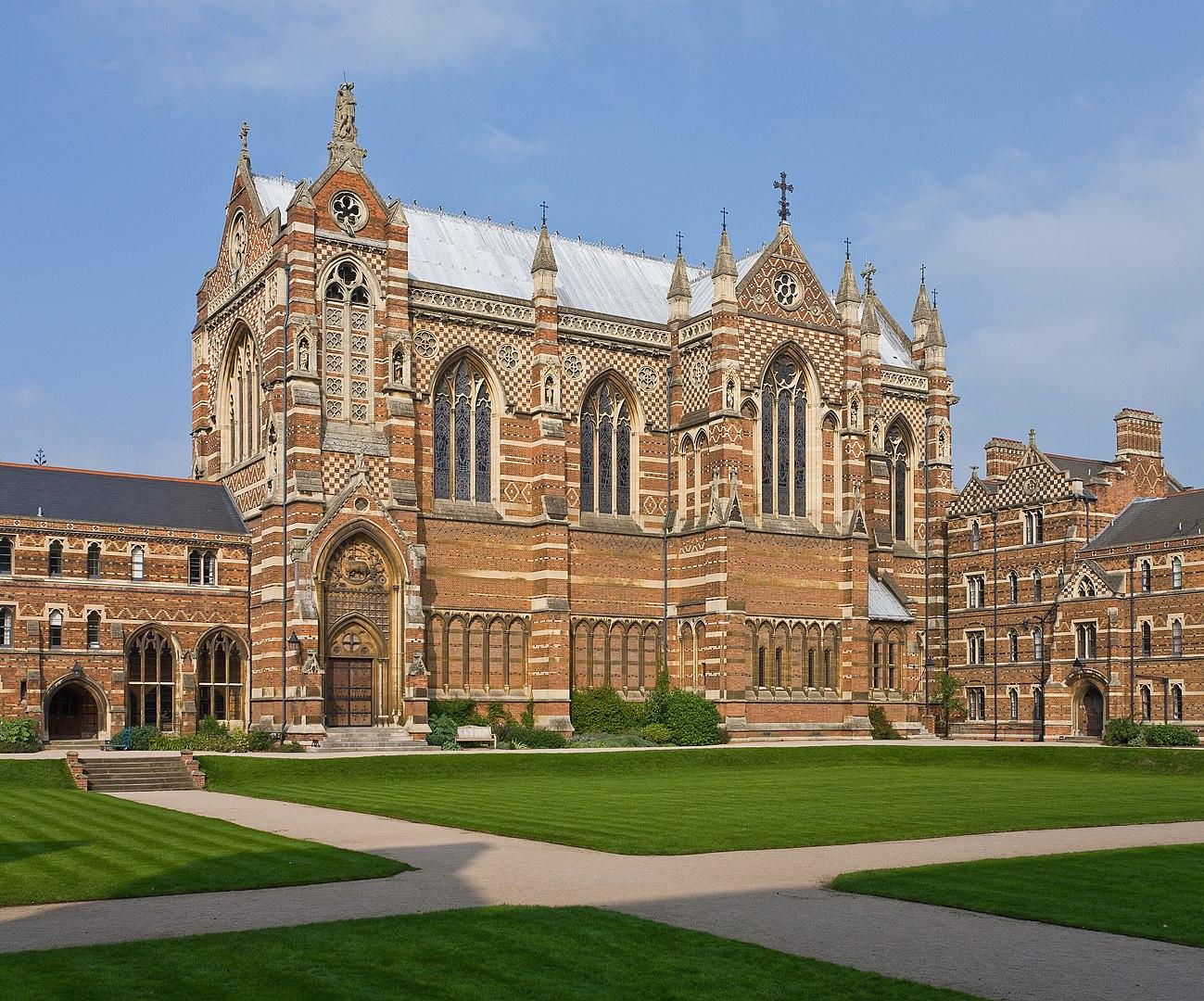 Oxford University, London. Photo courtesy: Wikimedia