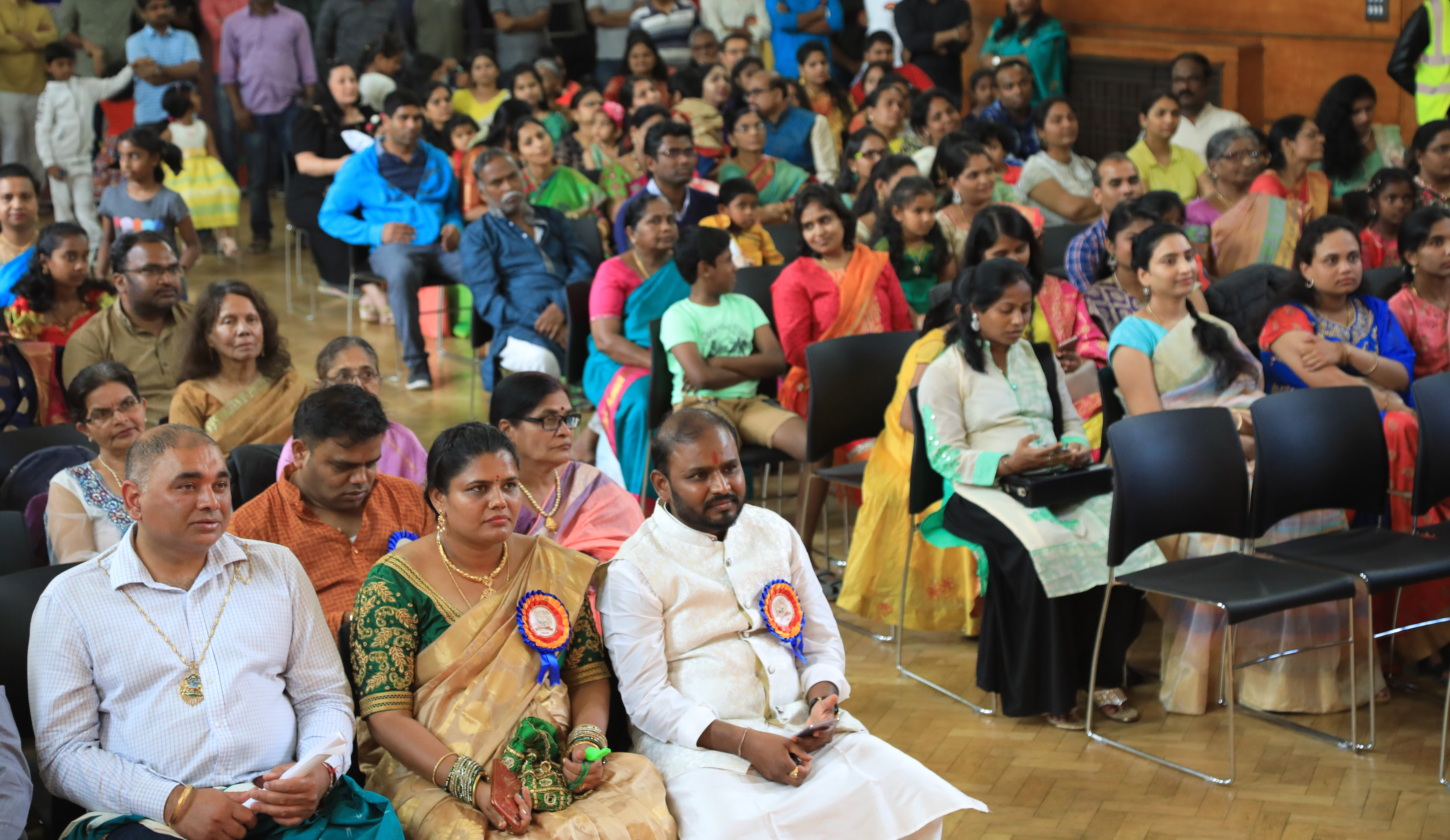 Over 800 NRIs gathered in London to celebrate the Hindu festival of Bonalu