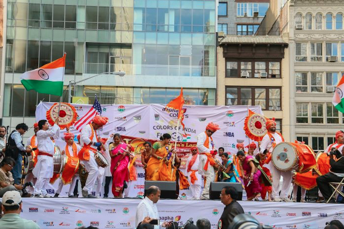 The 39th India Day Parade will held on August 18 at Madison Avenue. Photo courtesy: www.fianynjct.org