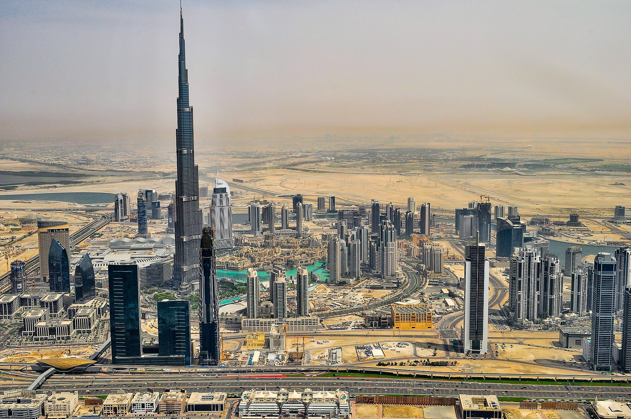 Dubai is Vistara's second international destination after Singapore. Photo courtesy: Wikimedia