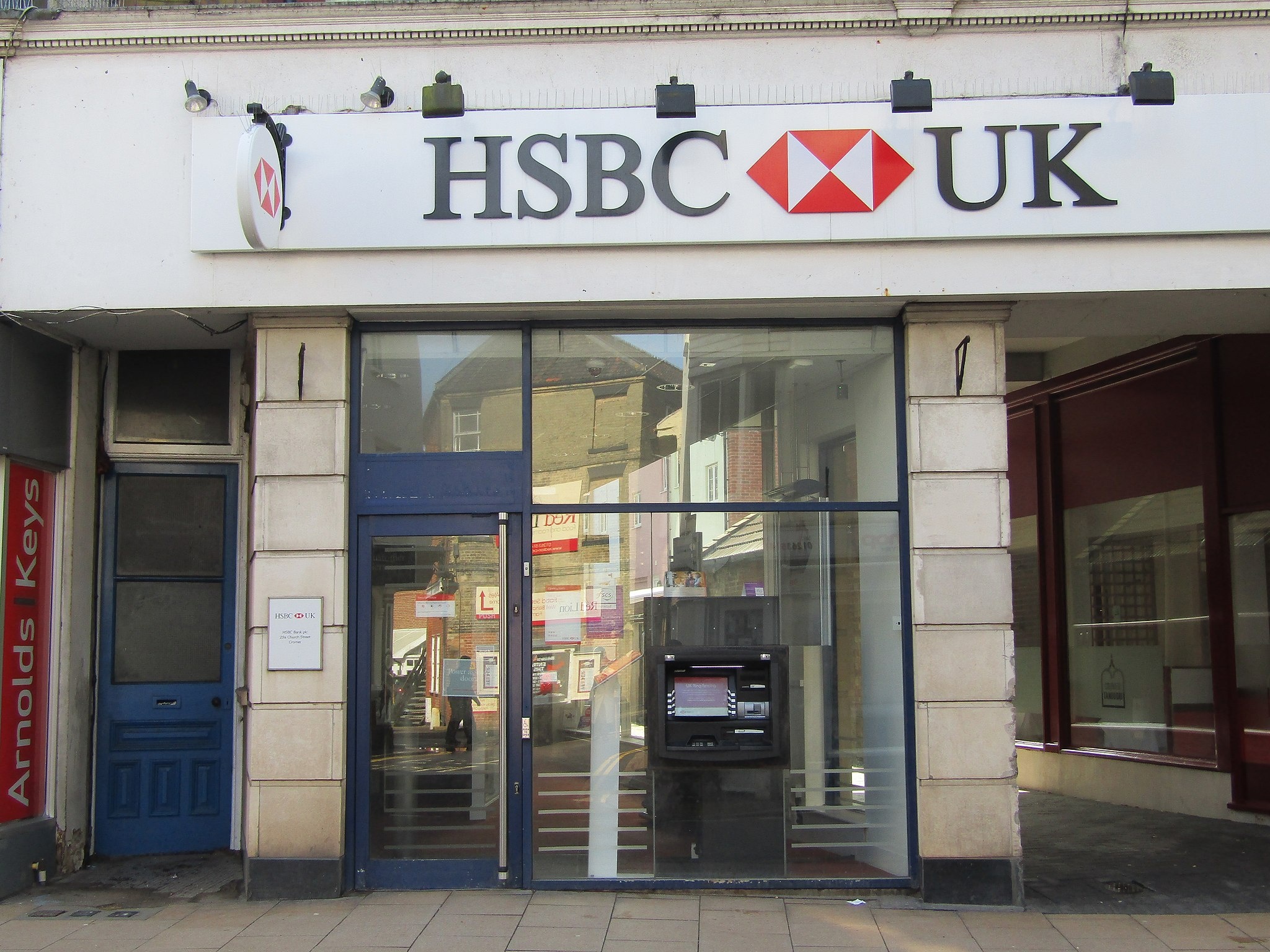 HSBC set to cut 2 per cent of its global workforce. Photo courtesy: Wikimedia