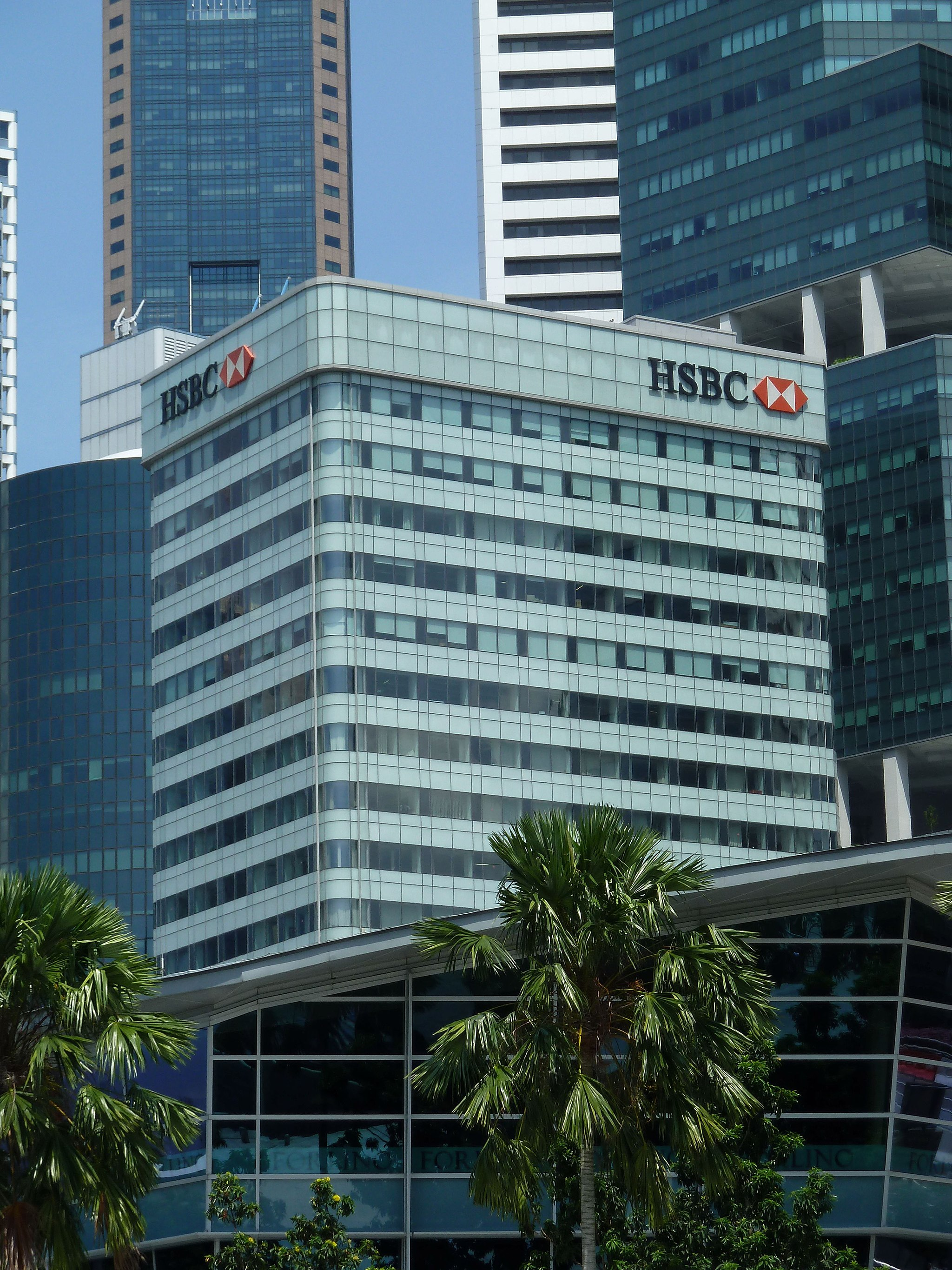 HSBC has said that Singapore remains key to its growth. Photo courtesy: Wikimedia