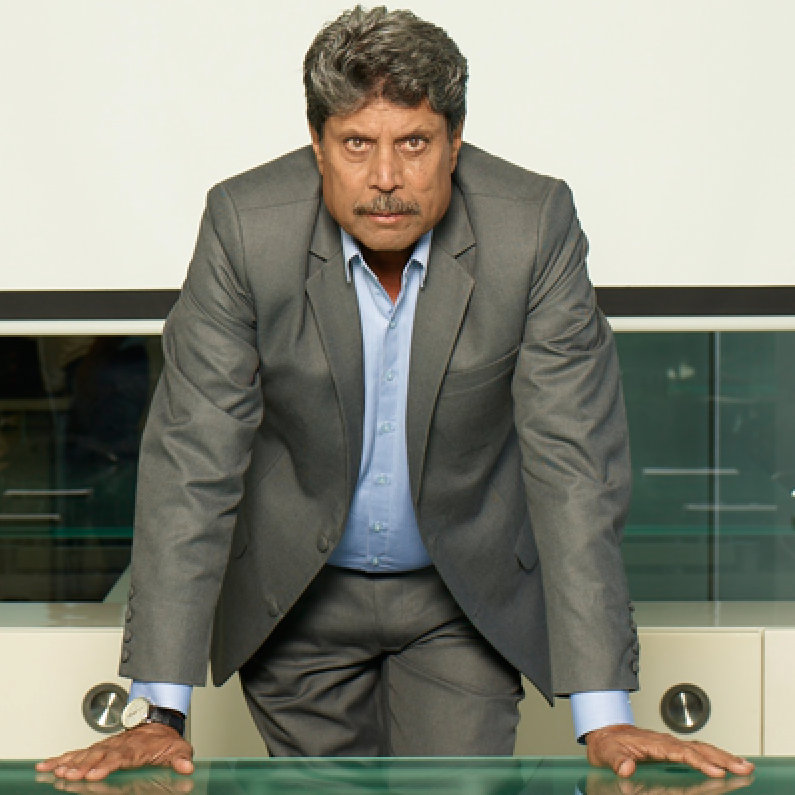 Kapil Dev-led panel given go ahead to pick the next Indian cricket coach. Photo courtesy: Twitter/@@therealkapildev