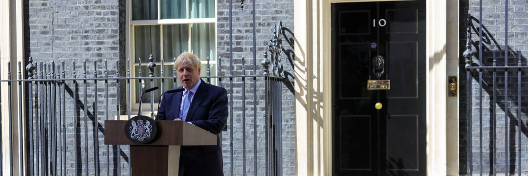 UK Prime Minister Boris Johnson promises easier immigration rules for scientists post-Brexit. Photo courtesy: Twitter/@BorisJohnson