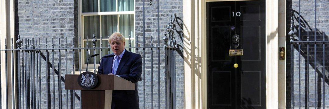 UK Prime Minister Boris Johnson promises easier immigration rules for scientists post-Brexit. Photo courtesy: Twitter/@BorisJohnson