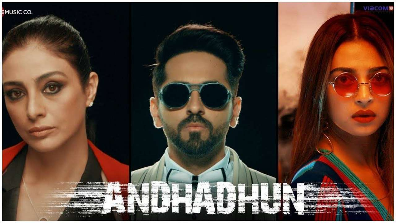 Andhadhun wins National Film Award for Best Film. Photo courtesy: Twitter