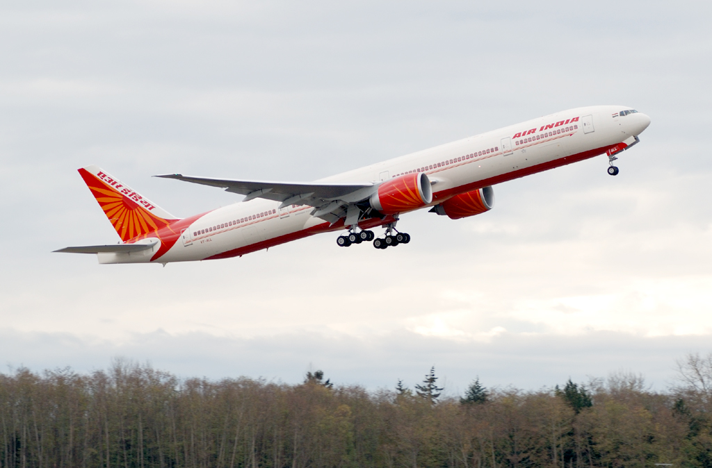 Air India's flight from New Delhi to San Francisco will fly over the North Pole. Photo courtesy: Wikimedia