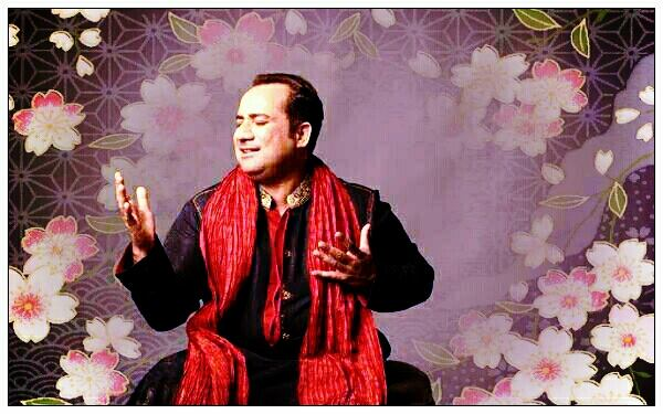 Photo courtesy: Ustad Rahat Fateh Ali Khan FB