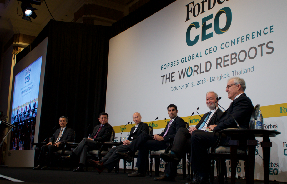 The 19th Forbes Global CEO Conference will be held in Singapore in October this year. File Photo courtesy: Facebook/Forbes Asia