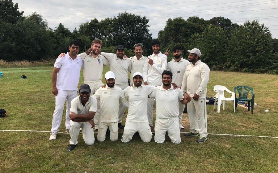 The club is made up of a diverse range of nationalities and ages with an equal proportion of British and Non-British amateur cricketers.