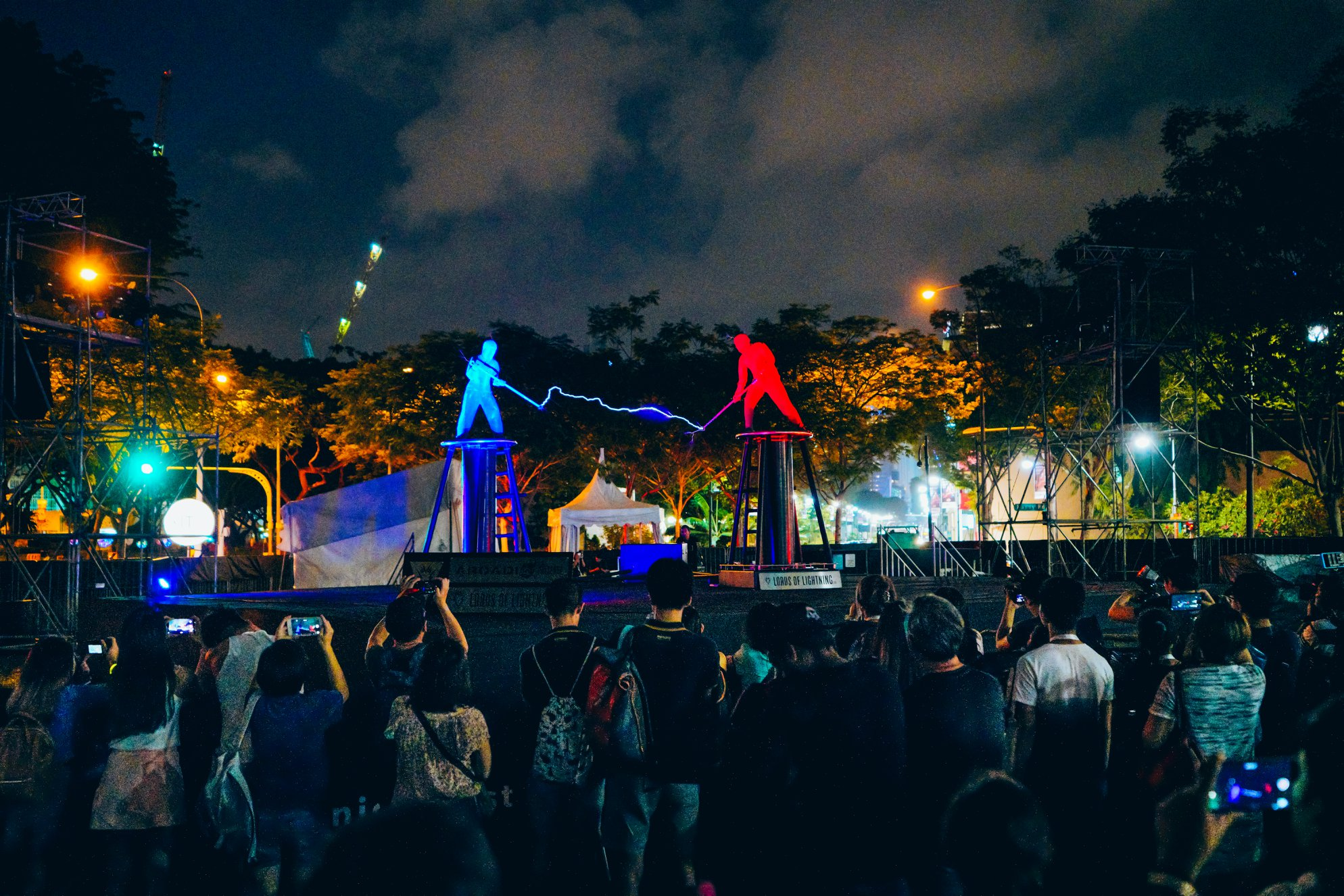 Photo courtesy: Singapore Night Festival