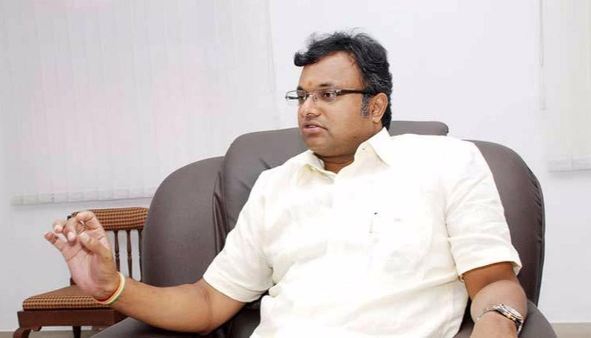 Karti Chidambaram along with his father are both under the scanner of the ED involving multiple dubious transactions and overseas properties.