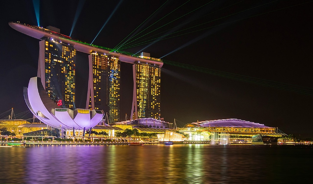Singapore the second safest city in the world as per the Economist Intelligence Unit's Safe Cities Index. Photo courtesy: Pixabay