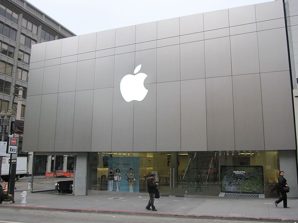 Apple welcomed the easing of FDI norms by the Indian government. Photo courtesy: Wikimedia