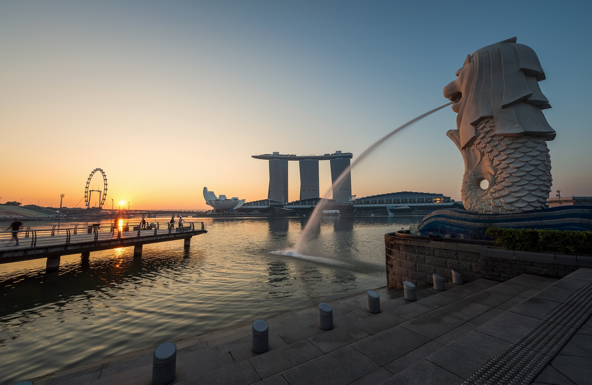 Singapore ranked 40th in 2019 Global Liveability Index. Photo courtesy: Pixabay