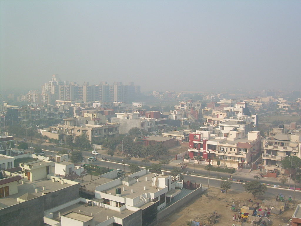 New Delhi fell six places to 118 due to its poor air quality. Photo courtesy: Wikimedia
